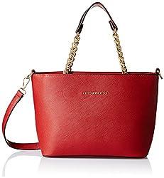 Lino Perros Womens Handbag (Red)
