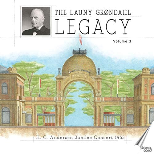 Launy Grøndahl & The Danish Radio Symphony Orchestra
