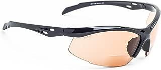 Bifocal Safety Glasses SB-9000 with Orange Lenses (+1.50)