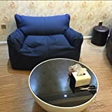 NO BRAND Sala de Estar sofá Perezoso Doble Personalidad Dormitorio para Adultos...