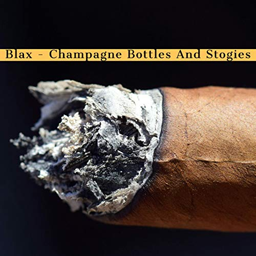 Champagne Bottles And Stogies