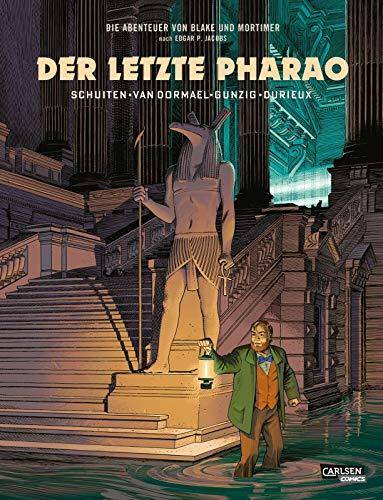 Blake und Mortimer Spezial 1: Der letzte Pharao (1)