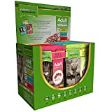 Natures Menu Cat Food Pouch Multipack (48 x 100g)