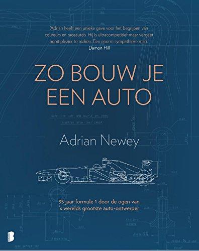 Zo bouw je een auto: 35 jaar formule 1 door de ogen van 's werelds grootste auto-ontwerper