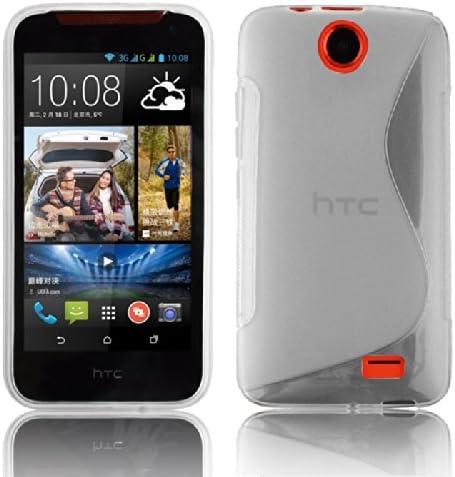 Cadorabo DE-101558 List price HTC Desire Max 53% OFF 310 Flexible Mobile Case Phone TPU