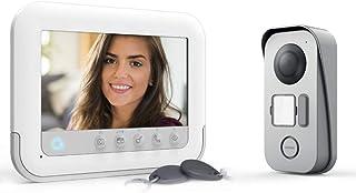 "Visiophone Ylva 3+ 2 fils avec écran 7"" et Accès RFID 112271"