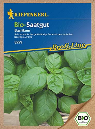 BIO-Basilikum 1 Tüte Samen
