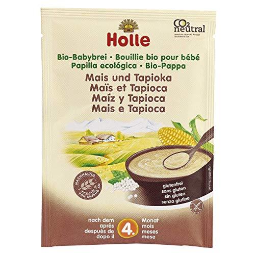 Holle Bio-Babybrei Mais Tapioka (1 x 250g)