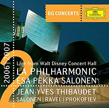 Salonen: Helix / Ravel: Piano Concerto For The Left Hand / Prokofiev: Romeo And Juliet Suite (Live)