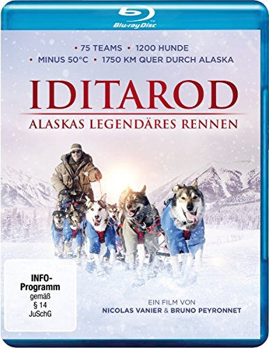 Iditarod - Alaskas legendäres Rennen [Blu-ray]