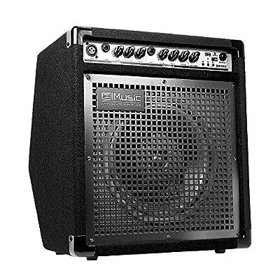 COOLMUSIC Electric Drum Amplifier Keyboard Speaker