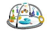 Fisher-Price - Gimnasio Estimula Los Sentidos, Manta de Juego para Bebé (Mattel...