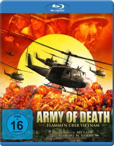 Flammen über Vietnam / Army of Death (2011) ( My Lai Four ) (Blu-Ray)