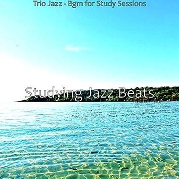 Trio Jazz - Bgm for Study Sessions