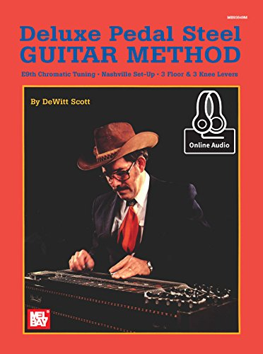 Deluxe Pedal Steel Guitar Method (English Edition)