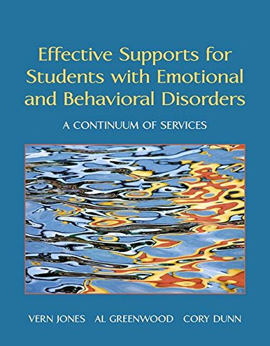 Download Effective Supports for Students with Emotional and Behavioral Disorders: A Continuum of Services, Pearson eText with Loose-Leaf Version -- Access Card Package 0133570746