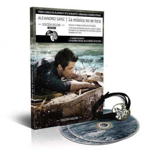 La Musica No Se Toca (Deluxe) + Dvd