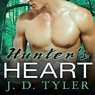 Hunter's Heart audiobook cover art