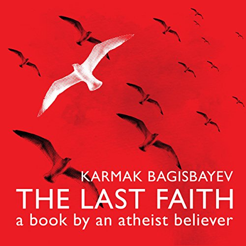 The Last Faith audiobook cover art