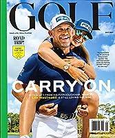 ゴルフマガジン - 2021年5月 - リー・ウェストウッド (表紙)