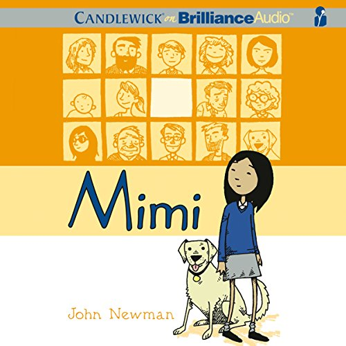 Mimi audiobook cover art