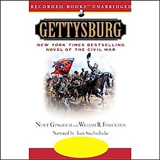 Gettysburg cover art