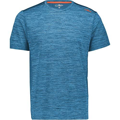 CMP Herren T-Shirt Stretch Con Trattamento Antibatterico, Rif, 50