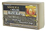 All Natural Oatmeal & Manuka Honey Soap 4oz by Buncha Farmers