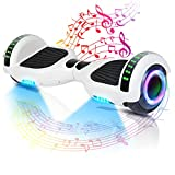 Hoverboard-Hoverboard pour Enfants, Hoverboard Auto-équilibré à Deux Roues de 6,5 Pouces, avec...