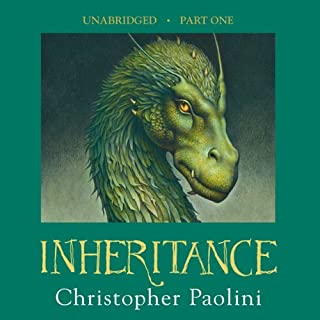 Inheritance: The Inheritance Cycle, Book 4 audiobook cover art