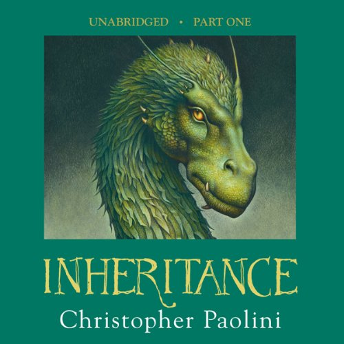 Inheritance: The Inheritance Cycle, Book 4                   By:                                                                                                                                 Christopher Paolini                               Narrated by:                                                                                                                                 Gerrard Doyle                      Length: 31 hrs and 29 mins     111 ratings     Overall 4.5
