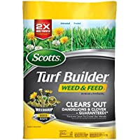 Scotts Turf Builder Weed and Feed 3, 5,000 Sq. Ft. Bag