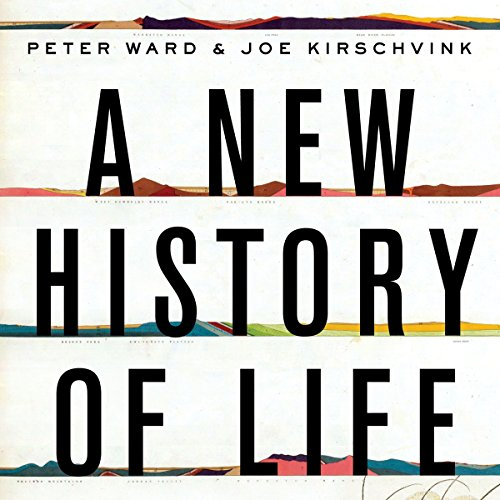 A New History of Life audiobook cover art