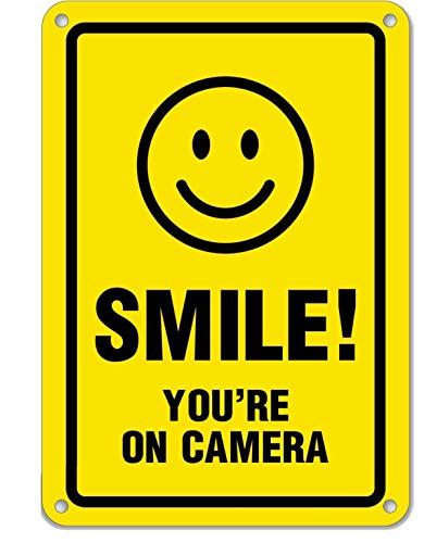 señal cámara vigilancia fabricante AKA Signs