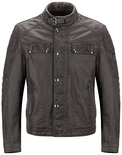 Belstaff Imola/Glen Vine Jacket - Chaqueta para hombre, color marrón
