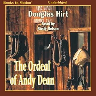 The Ordeal of Andy Dean audiobook cover art