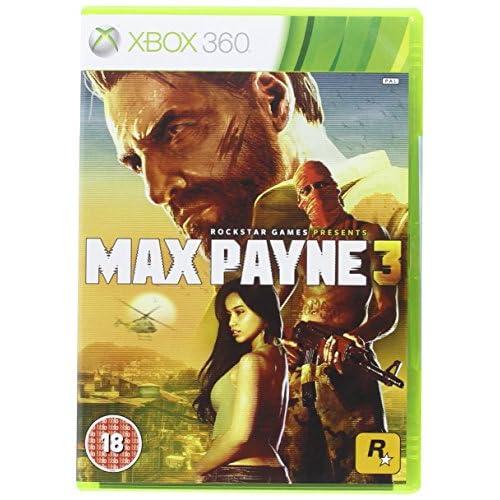Max Payne 3 [Edizione: Regno Unito]