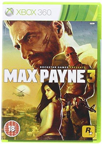 Take-Two Interactive Max Payne 3 - Juego (Xbox 360, Tirador, RP (Clasificación pendiente))