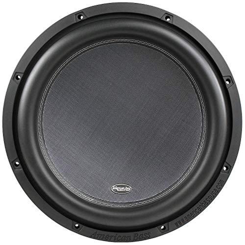 "American Bass XR-15D2 15"" 3,000 Watts Max Power Dual 2 Ohm Car Subwoofer"