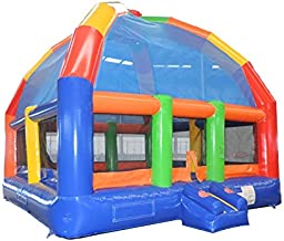 Big Bubba Bounce House Commercial Inflatable Moonwalk Includes 2 HP Blower and Free Shipping