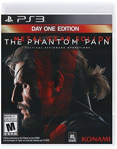 Metal Gear Solid V: Phantom Pain (Day One)