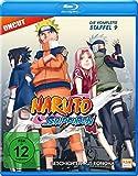 Naruto Shippuden - Geschichten aus Konoha (Staffel 9: Folge 396-416 - UNCUT) [Blu-ray]