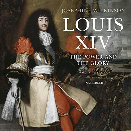 Louis XIV audiobook cover art