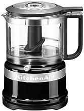 KitchenAid Mini Chopper 3.5 Cup Onyx Black