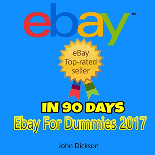 Top Rated Seller on Ebay in 90 Days audiobook cover art