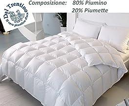 finest selection 1fd7f 47056 Amazon.it: daunex piumino matrimoniale