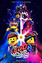 "THE LEGO MOVIE 2 THE SECOND PART - 11.5""x17"" Original Promo Movie Poster 2019"
