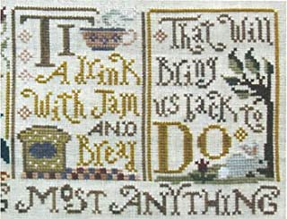 Sing A Sampler 4 Cross Stitch Chart and Free Embellishment