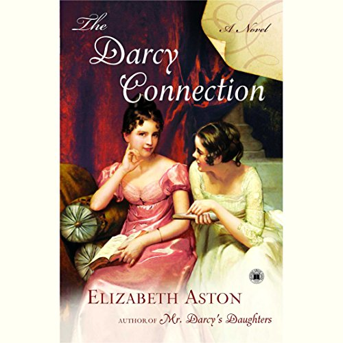 The Darcy Connection audiobook cover art