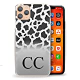 Personalised Initials Phone Case For Huawei nova 5T (2019),